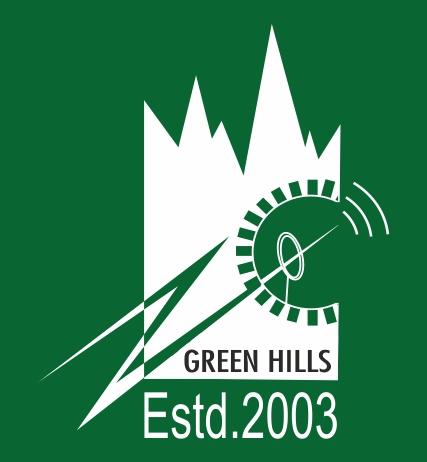 Logo Green Hills